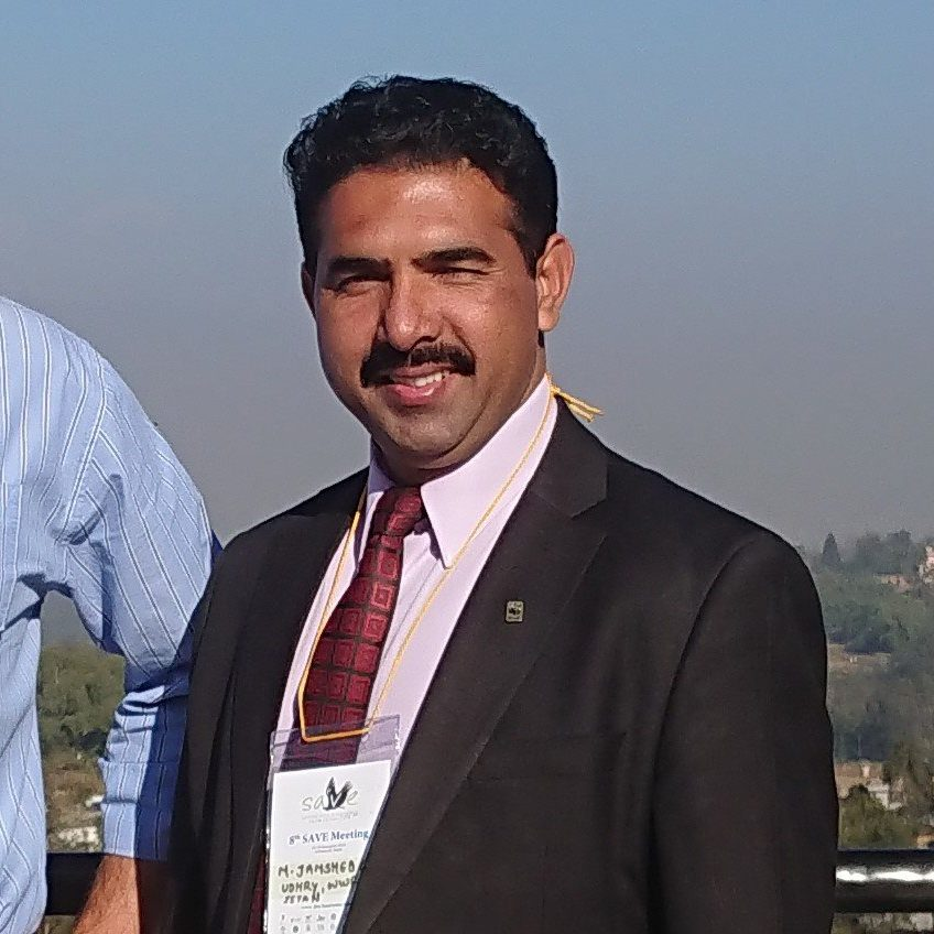 Jamshed at SAVE 2018